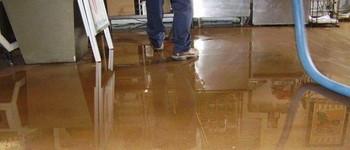 Flood Damage Restoration Campbelltown