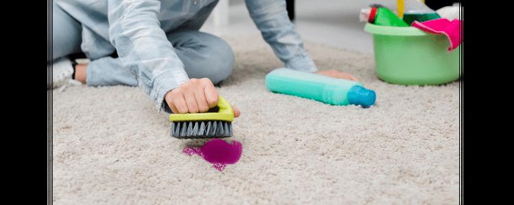 Removing Nail Polish from Carpet